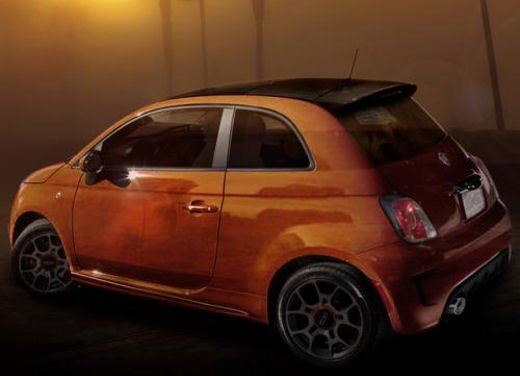 Fiat 500 Abarth Tenebra - Foto 3 di 4