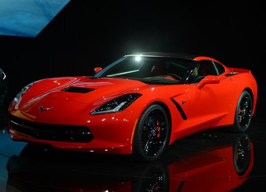 Nuova Corvette C7 Stingray - Foto 1 di 17