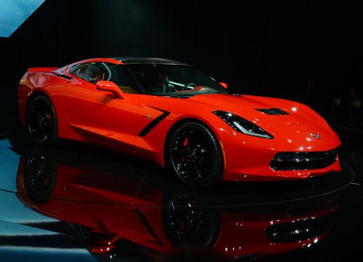 Nuova Corvette C7 Stingray - Foto 2 di 17