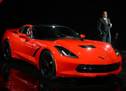 Nuova Corvette C7 Stingray - Foto 4 di 17