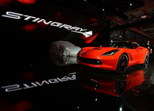 Nuova Corvette C7 Stingray - Foto 7 di 17