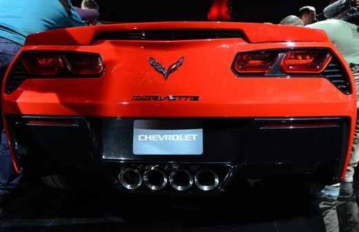 Nuova Corvette C7 Stingray - Foto 9 di 17
