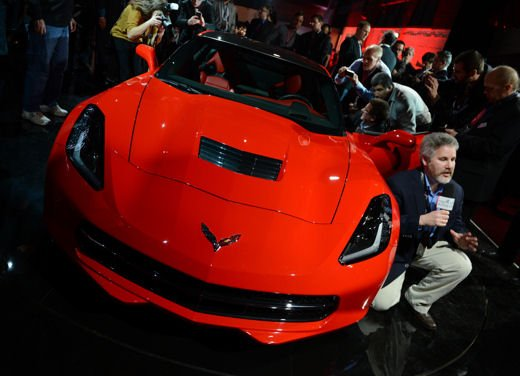 Nuova Corvette C7 Stingray - Foto 10 di 17