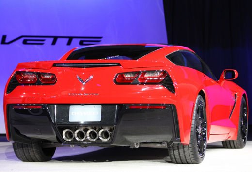 Nuova Corvette C7 Stingray - Foto 13 di 17