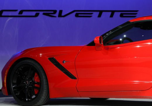 Nuova Corvette C7 Stingray - Foto 14 di 17