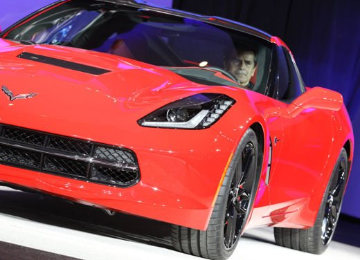 Nuova Corvette C7 Stingray - Foto 16 di 17