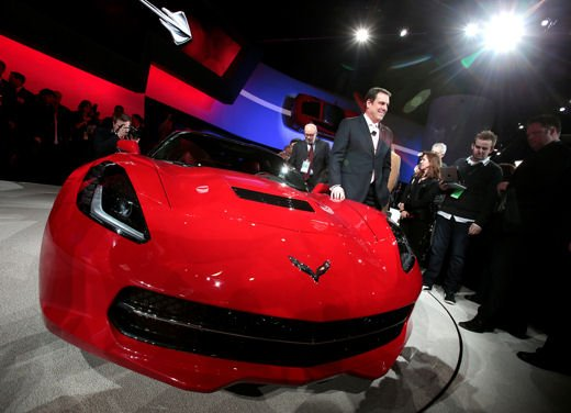 Nuova Corvette C7 Stingray - Foto 17 di 17