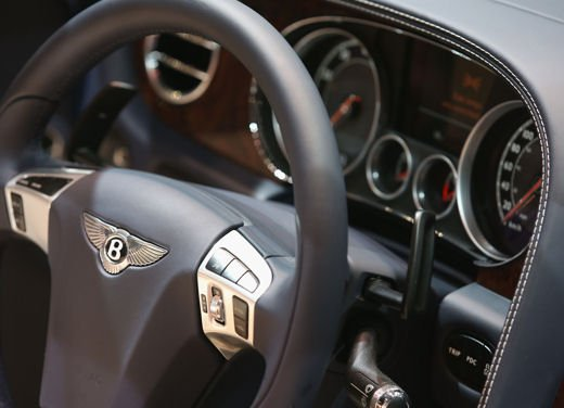 Bentley Continental GT Speed Convertible - Foto 4 di 8