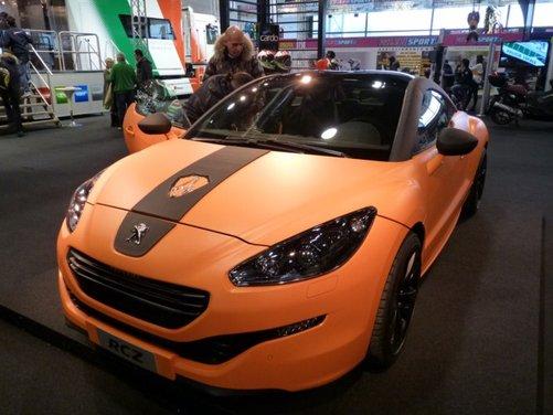 Peugeot RCZ Arlen Ness - Foto 27 di 30