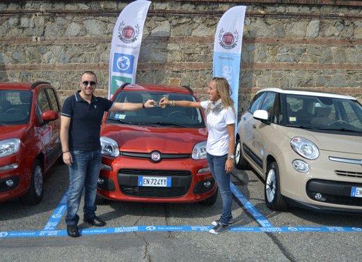 Fiat Panda e Fiat 500L  protagoniste di Fiat Likes U