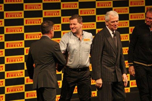 Pirelli fornitore unico della Formula 1 per altri tre anni - Foto 13 di 41