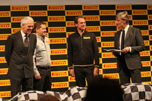 Pirelli fornitore unico della Formula 1 per altri tre anni - Foto 14 di 41