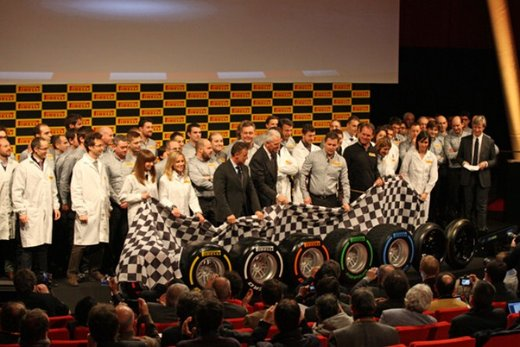 Pirelli fornitore unico della Formula 1 per altri tre anni - Foto 17 di 41
