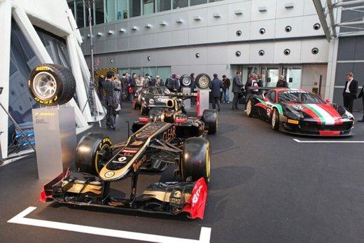 Pirelli fornitore unico della Formula 1 per altri tre anni - Foto 30 di 41