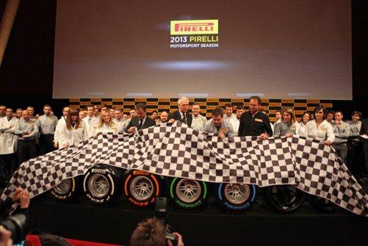 Pirelli fornitore unico della Formula 1 per altri tre anni - Foto 32 di 41