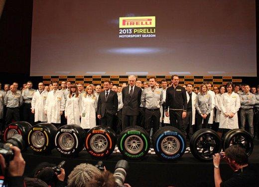 Pirelli fornitore unico della Formula 1 per altri tre anni - Foto 34 di 41