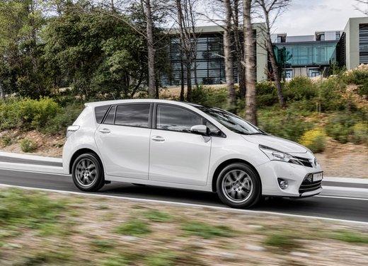 Nuova Toyota Verso, listino prezzi a partire da 20.950 euro