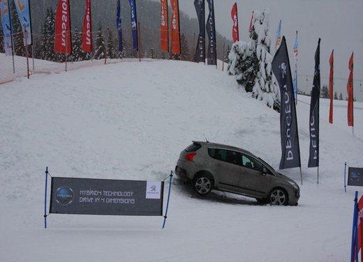 Peugeot 508 RXH al fianco del Team Max Blardone - Foto 3 di 3