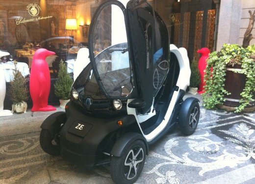 Renault Twizy Momodesign Limited Edition