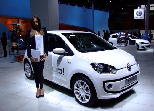Volkswagen Eco Up Metano in promozione al prezzo di 10.800 euro