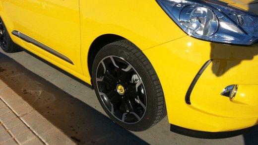 Citroen DS3 Cabrio provata su strada a Valencia - Foto 17 di 27