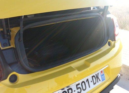 Citroen DS3 Cabrio provata su strada a Valencia - Foto 12 di 27