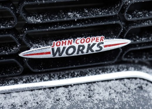 Mini Countryman John Cooper Works All4 a trazione integrale - Foto 11 di 12