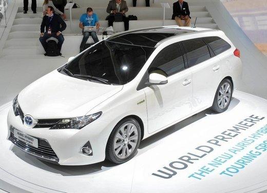 Toyota Auris Touring Sports debutto mondiale al Salone di Ginevra