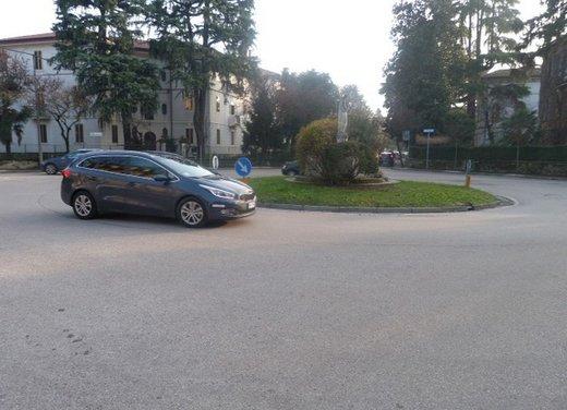 Kia Cee'd SW 1.6 CRD 110 CV, provata su strada la rivale di Golf e Focus station wagon - Foto 5 di 29