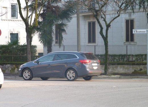 Kia Cee'd SW 1.6 CRD 110 CV, provata su strada la rivale di Golf e Focus station wagon - Foto 6 di 29