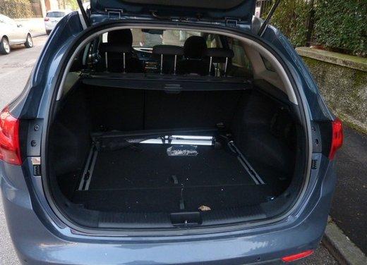 Kia Cee'd SW 1.6 CRD 110 CV, provata su strada la rivale di Golf e Focus station wagon - Foto 25 di 29