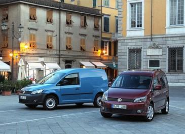 Nuovo Volkswagen Caddy - Foto 10 di 11