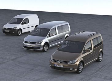 Nuovo Volkswagen Caddy - Foto 1 di 11