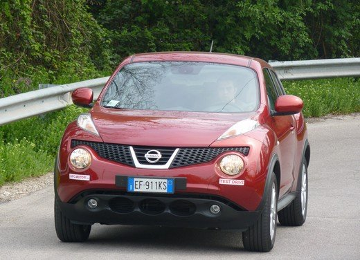 Nissan Juke GPL prezzo in promozione a 17.300 euro con Eco Bonus