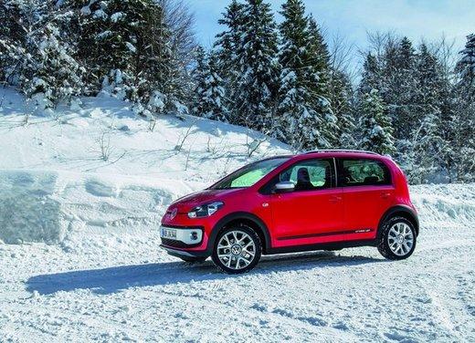Volkswagen Cross Up! debutta al Salone di Ginevra 2013