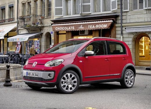 Volkswagen Cross Up! - Foto 10 di 32