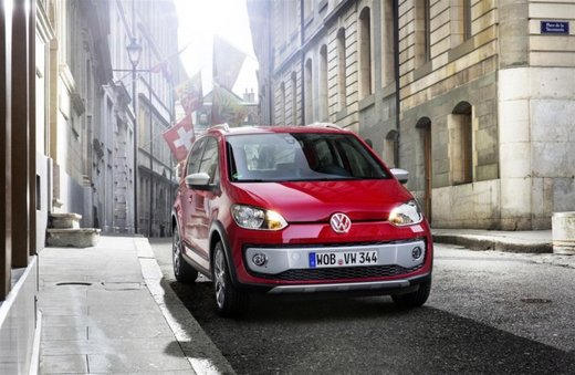 Volkswagen Cross Up! - Foto 12 di 32