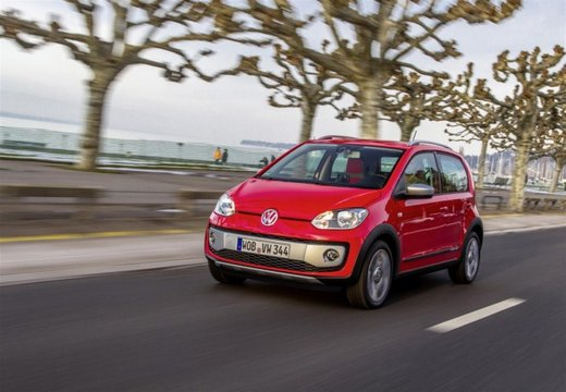 Volkswagen Cross Up! - Foto 3 di 32