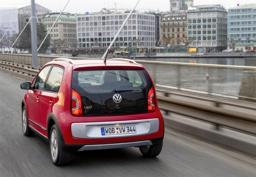 Volkswagen Cross Up! - Foto 5 di 32