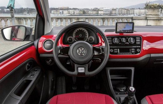 Volkswagen Cross Up! - Foto 16 di 32