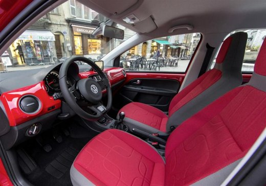 Volkswagen Cross Up! - Foto 17 di 32