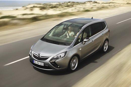 Nuova Opel Zafira Metano in promozione al prezzo di 21.000 euro