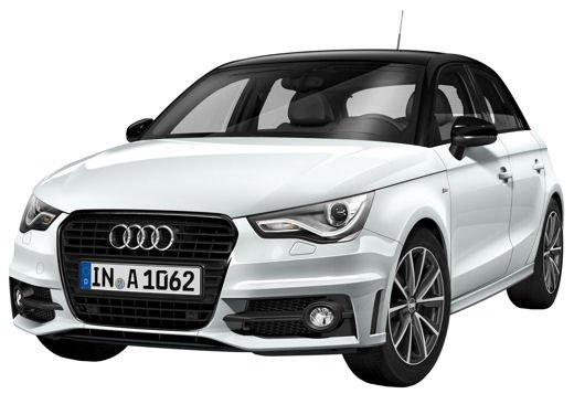 Audi A1 Admired in versione 3 porte e Sportback