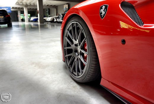 ferrari 599 gto tuning da 700 cv by acute performance