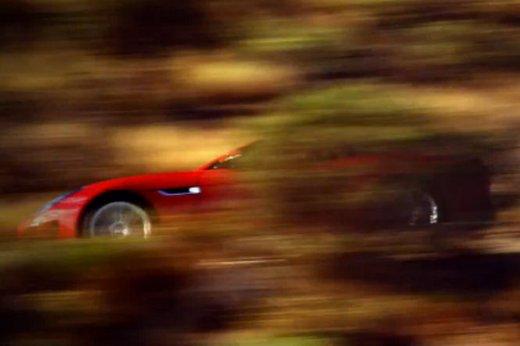 Jaguar F-Type nel video di Lana Del Rey Burning Desire - Foto 7 di 10