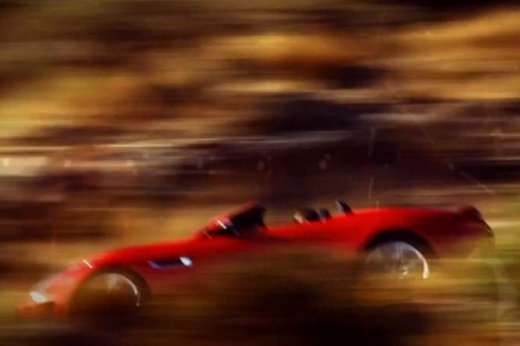 Jaguar F-Type nel video di Lana Del Rey Burning Desire - Foto 8 di 10