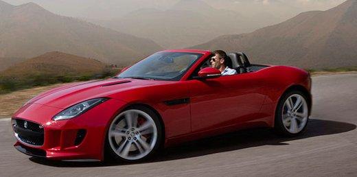 Jaguar F-Type nel video di Lana Del Rey Burning Desire - Foto 10 di 10