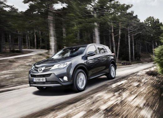 Toyota RAV4 offerta in sconto con 2.000 euro di risparmio - Foto 7 di 14