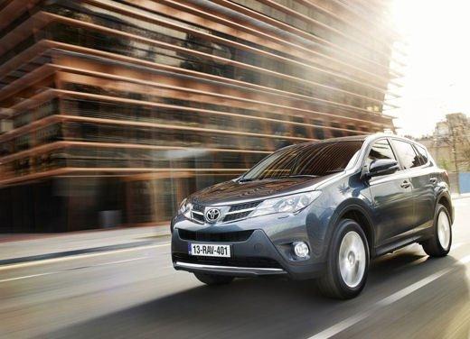 Toyota RAV4 offerta in sconto con 2.000 euro di risparmio - Foto 8 di 14
