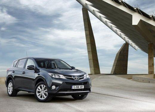 Toyota RAV4 offerta in sconto con 2.000 euro di risparmio - Foto 11 di 14